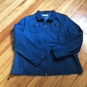 Jacket-Denim-Size LP (Studio Works)